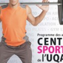 Inscriptions au Centre sportif